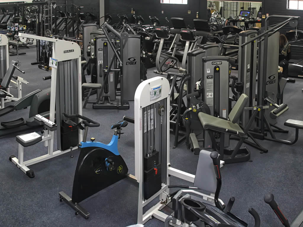 womens fitness gym equipment